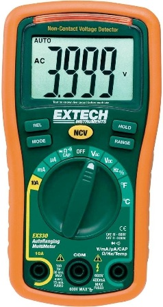 Extech EX330 Meter