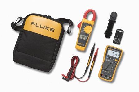 fluke 117 combo kit