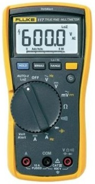 fluke 117 multimeter