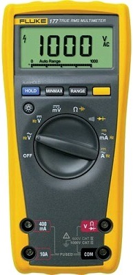 fluke 177 multimeter