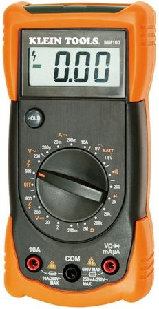 klein mm100 multimeter