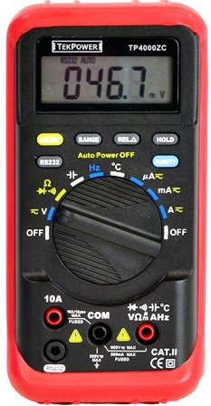 tekpower tp4000zc multimeter