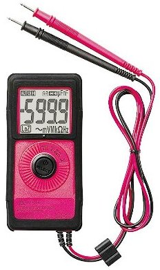 amprobe pm55a pocket multimeter