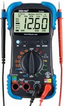 innova 3340 multimeter