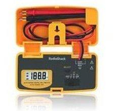 radioshack 22-range pocket dmm
