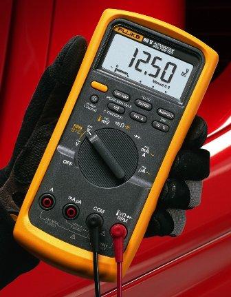 Fluke 88v Review Test Meter Pro