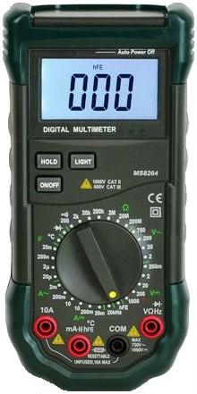 Mastech ms8264 digital multimeter manual 30-range(id:6955931.