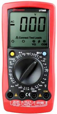 uni-t-ut58b multimeter
