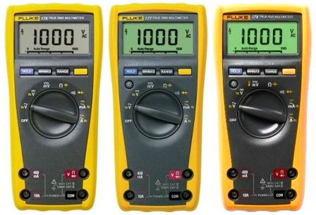 Fluke 170 Series Comparison