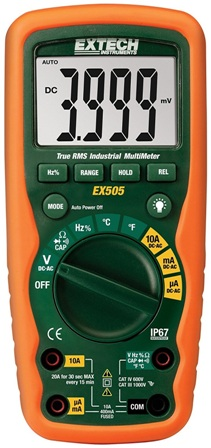 Extech EX505 Multimeter