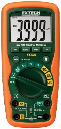 Extech EX505 Multimeter