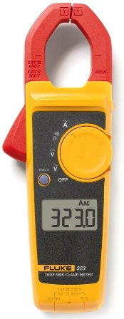 Fluke 323 Clamp Meter