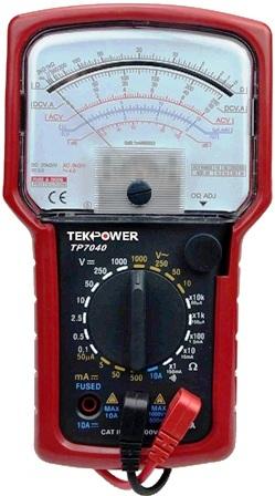 Tekpower TP7040 Meter
