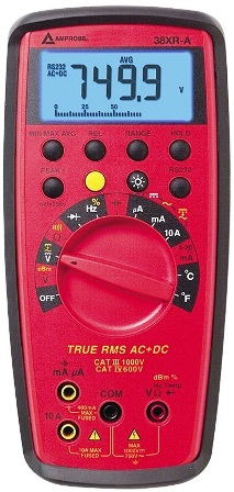 Amprobe 38XR-A Multimeter