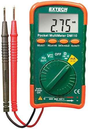 Extech DM110 Meter