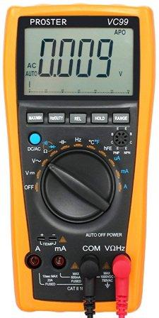 Proster VC99 Multimeter