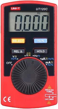 UNI-T UT120C Multimeter