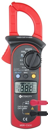 Etekcity MSR-C600 Amp Clamp