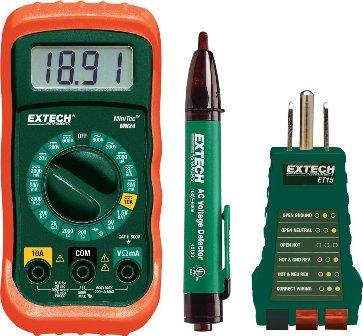 Extech MN24 Meter