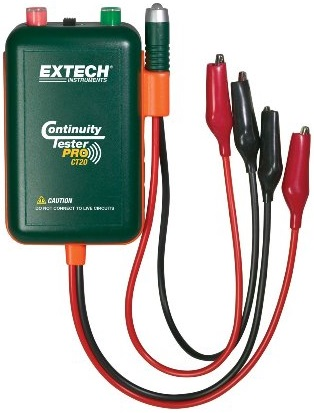Extech CT20 Continuity Tester