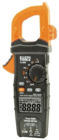 Klein Tools CL800 Multimeter