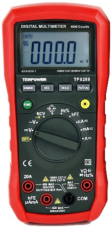 Tekpower TP8268 Multimeter