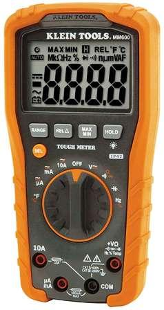 Klein Tools MM600 Meter