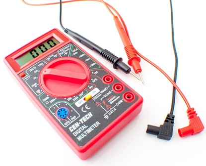 Cen-Tech 7 Multimeter