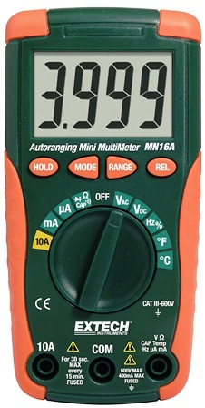 Extech MN16A Multimeter