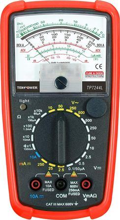 Tekpower TP7244L Meter